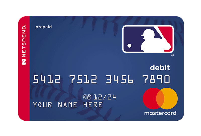 netspend prepaid debit cards