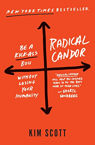 HR Books Book review: Radical Candor: Be a Kick-Ass Boss Without Losing Your Humanity