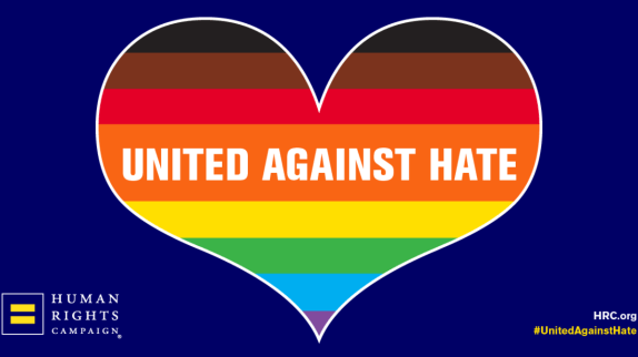 New FBI Statistics Show Alarming Increase in Number of Reported Hate Crimes  - HRC