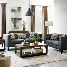 Scott Living Modern Sofa