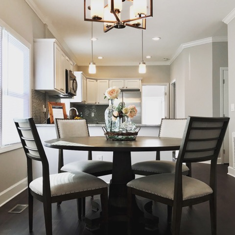 Atlanta Home Staging with Your Own Furniture