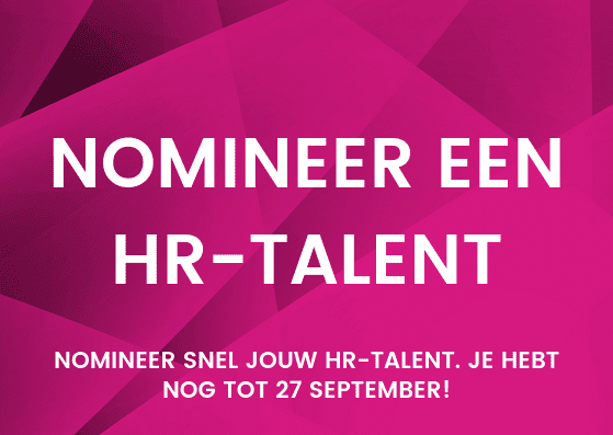 Nomineer een hrtoty hr-talent