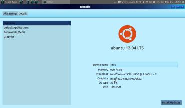 linux royal details