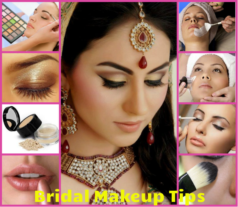 Dulhan Bridal Makeup Tips In Hindi   Makeupink.Co