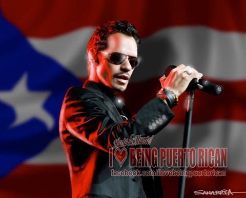 A Puerto Rican Moment It Happens Happy Birthday Marc Anthony It Is What It Is