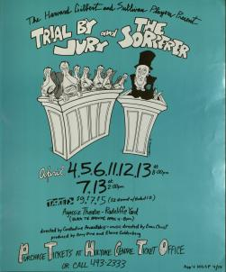 Spring 1991, Sorcerer and Trial by Jury