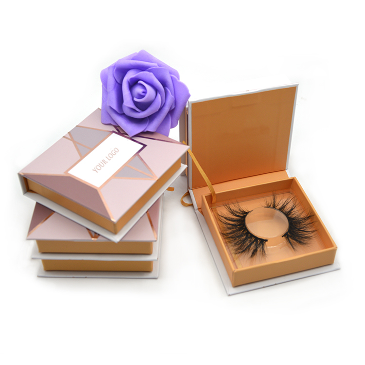 False eyelash magnet box