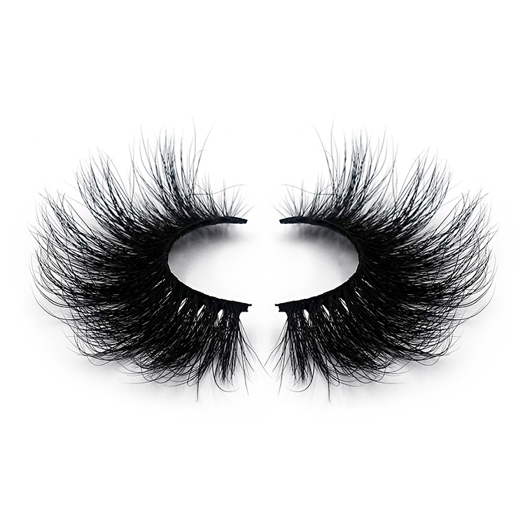 100% real mink eyelashes