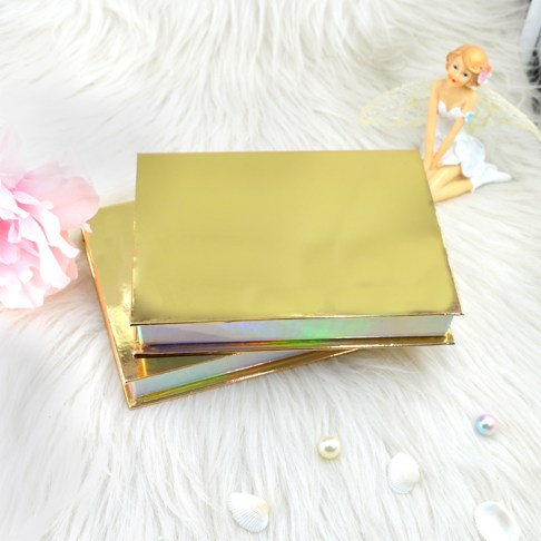 gold eyelash boxes