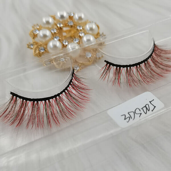 Colored lashes colorful eyelashes  brown colored eyelashes Wholesale False Eyelashes Wholesale Fake  Eyelashes Wholesale Vegan Faux  Mink Eyelashes Factory |Cheap Eyelashes Wholesale Strip Eyelash Suppliers Hand Made From Premium Synthetic Silk vegan faux mink eyelashes vendor