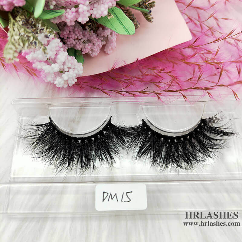 Best 20mm mink lashes individuals