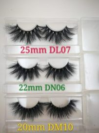 What are the differences between 20mm lashes VS 25mm lashes LENGTH
