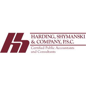 Harding and company logo