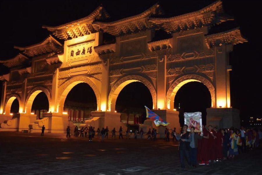 台灣:2008年西藏抗暴十週紀念晚會