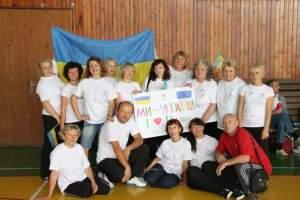 Волинські пенсіонери завоювали 4 олімпійські медалі у Словаччині