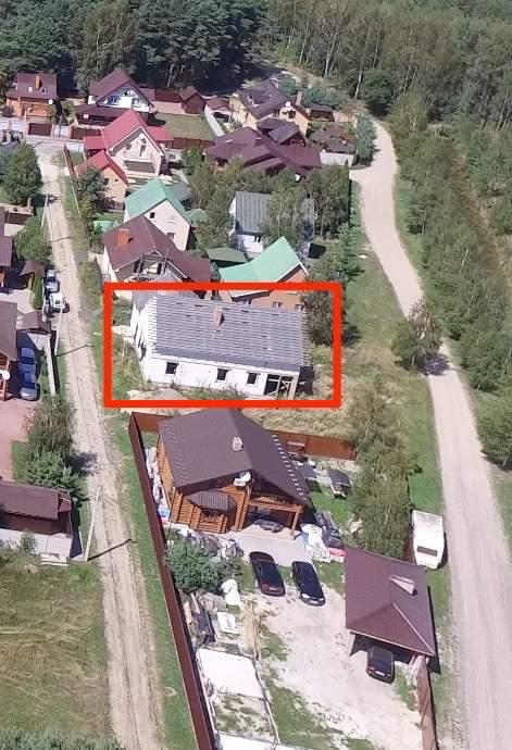 Будинок на території екс-прокурора Анатолія Коцури