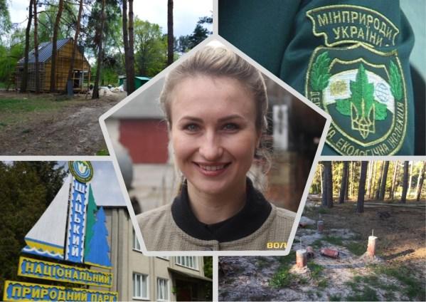 Директорка Шацького нацпарку судиться з екологами через Гушівський хутір