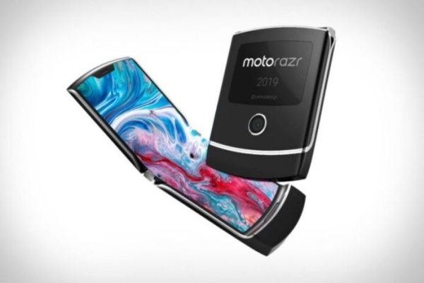 "It became known when Motorola will launch a new ""clamshell"" Razr - micetimes.asia"
