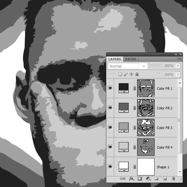 преобразовать фото в векторную графику
