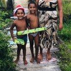 Christmas toy drive, Region 2, Essequibo Coast