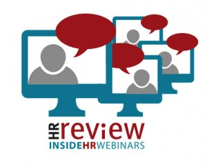 To access HRreview's Inside HR webinars, click the icon above.