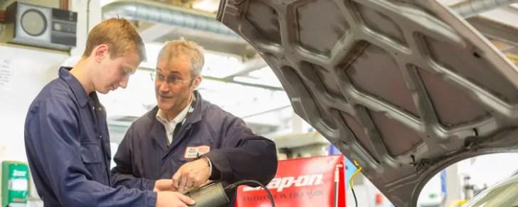The government's apprenticeship scheme is under scrutiny