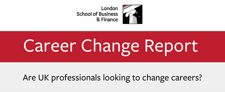 Career change infographic