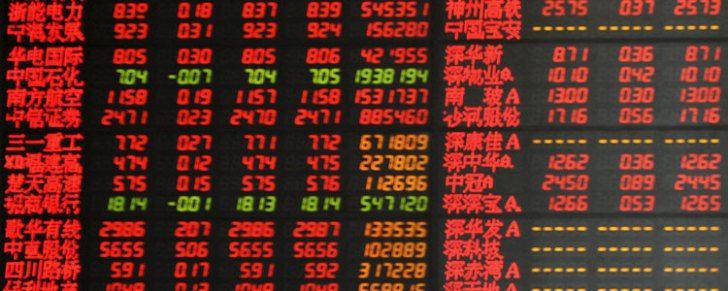 The world market has had a turbulent week as shares tumble