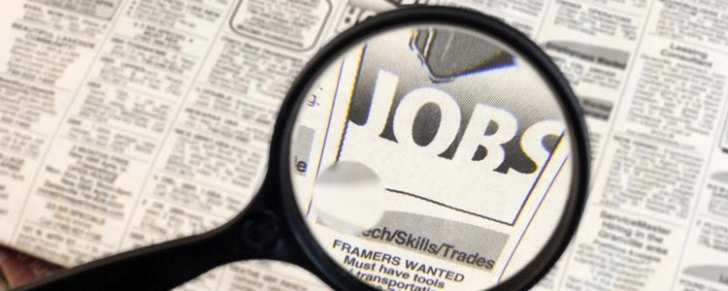 Job hunters are rife at the moment