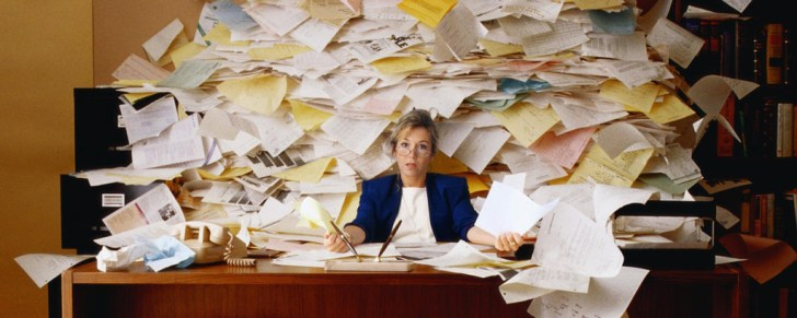 Are you multi-tasking to get more work done? Research suggests this could not be the best way. Image via managers.org.uk