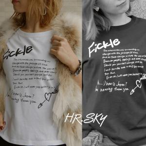 日本製Tシャツ HRSKY