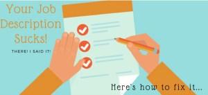 How to write a compelling job description