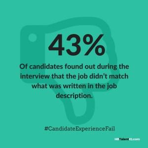 Job description statistic