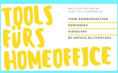Tools fürs Homeoffice: Team Kommunikation