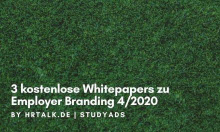 3 kostenlose Whitepapers zu Employer Branding 4/2020