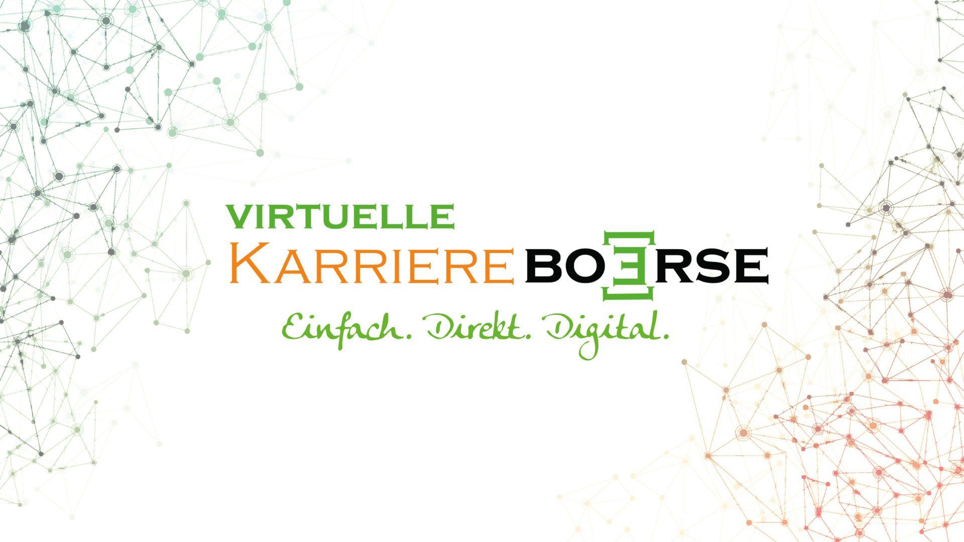 Virtuelle Karrieremesse am 30. September