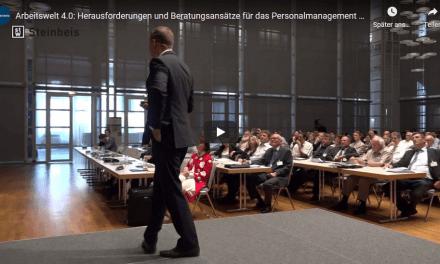 Arbeitswelt 4.0: Herausforderungen und Beratungsansätze für das Personalmanagement der Zukunft