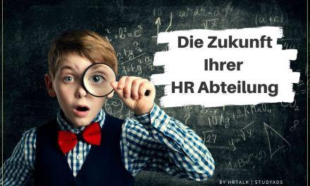 Was hat die prädiktive Analyse  mit der Zukunft Ihrer HR Abteilung zu tun?