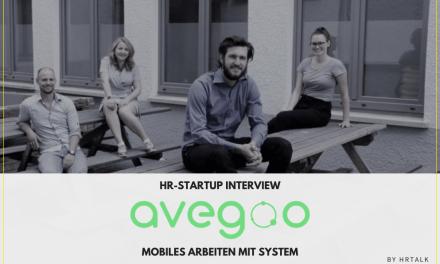 Mobiles Arbeiten ist die Zukunft – HR Startup Interview mit Avegoo