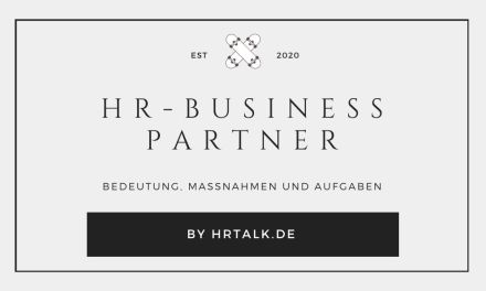 HR Business Partner Definition