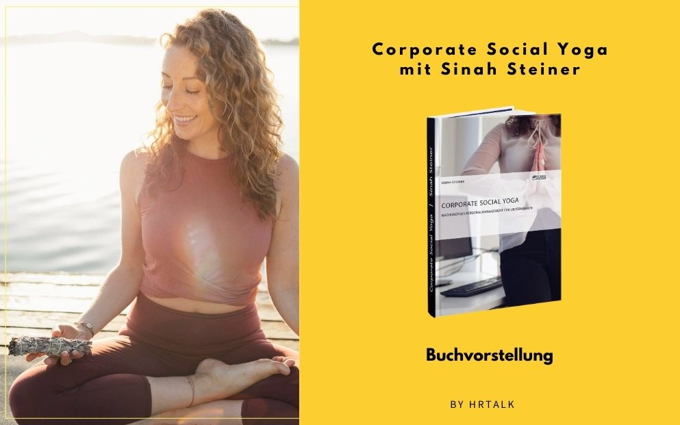 Corporate Social Yoga mit Sinah Steiner