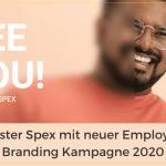 Mister Spex mit neuer Employer Branding Kampagne 2020