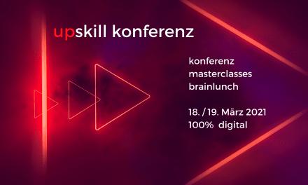 UpSkill Konferenz: Ein Talk mit Gründer Andreas