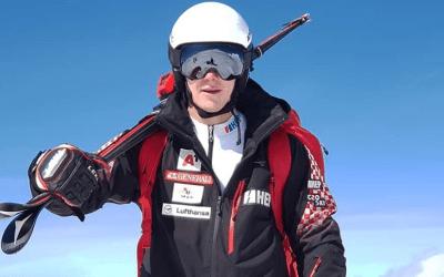 Skijanje je opet IN, novo postolje za Zubčića