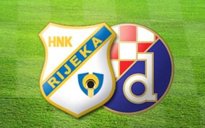 Rijeka i Dinamo prvi su polufinalisti kupa