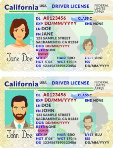 Using a California Non-REAL ID Driver License OK for the ...