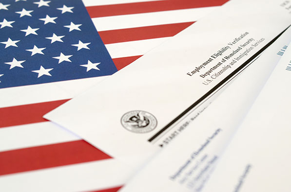 Certain employers may inspect Form I-9 Section 2 documentation remotely during the COVID-19 national emergency.