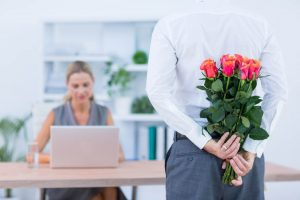 romance workplace harassment