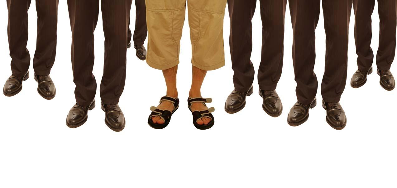 ca4275e20 Flip-Flops and Shorts – Summer Dress Codes - HRWatchdog