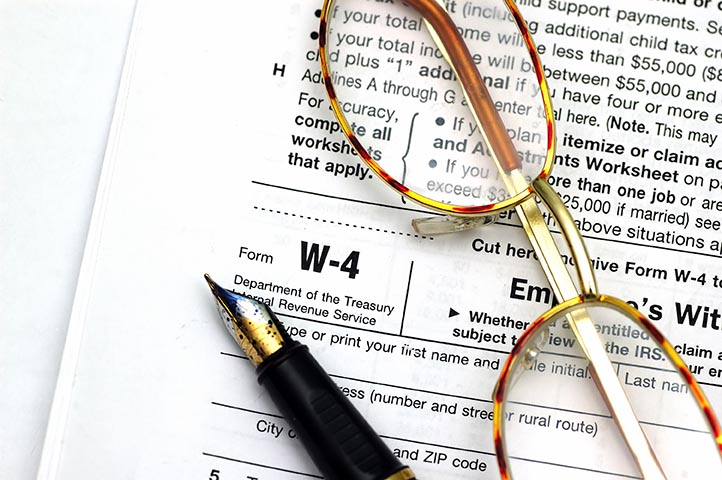 2018 Tax Withholding Information Is Here W 4 Update Coming Soon
